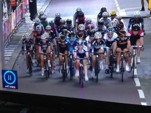 Prudential London GP 2013 on TV