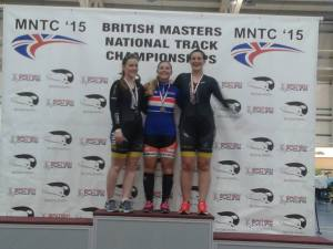Masters track champs